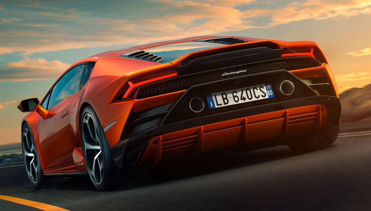 Lamborghini Huracán EVO: ancora più estrema e con ruote sterzanti